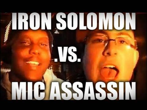Mic Assassin vs Iron Solomon | Street Battle Tour 05