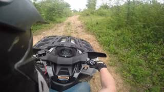 9. 2016 Can Am Outlander 570 DPS