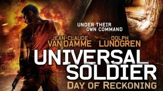 Universal Soldier Day of Reckoning Trailer - Jean-Claude Van Damme, Dolph Lundgren