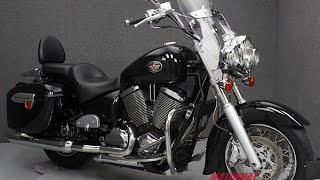 6. 2003 VICTORY V92TC TOURING CRUISER  - National Powersports Distributors