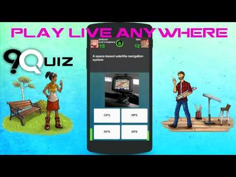 9Quiz Live Multiplayer Trivia