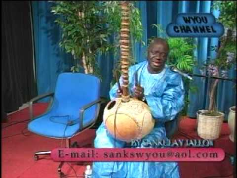 Gambian Music: Jaliba by Sankulay