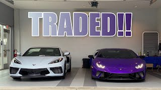 NEW C8 Corvette--I Traded the Performante! by DoctaM3's Supercars Personified