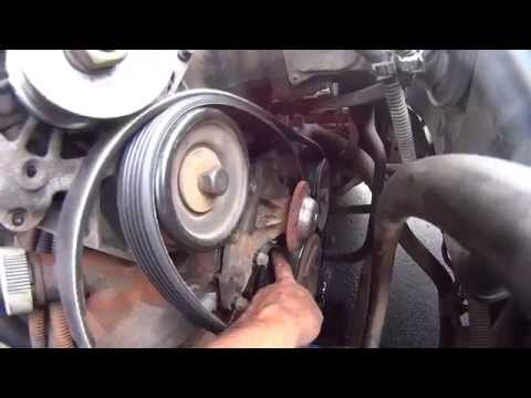 car fix diy videos how to fix replace 2001 chevy gm camaro 3 8 liter 3800 v6 water pump