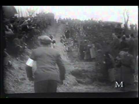 Gallarate 60 anni fa, nel giorno dei mondiali di ciclocross a Crenna