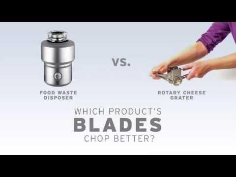InSinkErator food waste disposer mysteries revealed - 2
