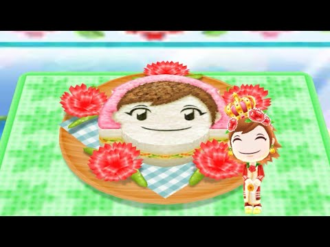 Cooking Mama's Sushi - Android Gameplay - Cooking Mama Let's Cook #66 - No Commentary
