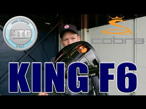 Cobra King F6 review | Golf Talk | Episode 7
