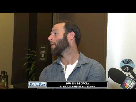 Video: Dustin Pedroia Got Stronger, More Versatile In Offseason