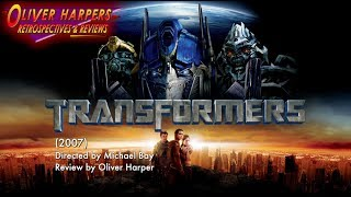 TRANSFORMERS (2007) Retrospective / ReviewGet the Blu-ray to Transformers here https://goo.gl/3usSqgGet the score to Transformers here https://goo.gl/RM5SPnThanks to Nick Michalak for the Transformers cartoon footage.https://www.youtube.com/channel/UCu94V8sF3FAM0f28M4KlA4wTo gain access to reviews and commentaries early you can donate through Patreon! http://www.patreon.com/oliverharperFacebook Pagehttps://www.facebook.com/OliverHarpersRetrospectiveReviewsLet's Play Channelhttp://www.youtube.com/user/retropodcastswebsite  - http://www.olivers-retrospectives.comYou can find me on Twitter @OllieH82