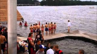 Minocqua (WI) United States  City pictures : Min-Aqua Bat Show 7 2014 First Half - The worlds longest running amateur ski show Minocqua Wisconsin