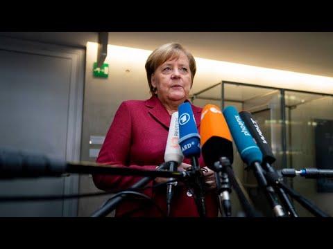 Deutschland: Laut Merkel auch auf ungeregelten Brexit ...