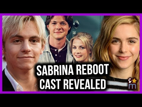 Download Sabrina the Teenage Witch Reboot Full Cast Revealed: Kiernan Shipka, Ross Lynch, Etc (Netflix Show) HD Mp4 3GP Video and MP3