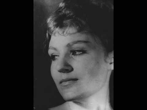 Anna German - Текст песни La pi bella del mondo - RU