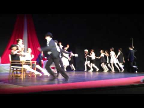 Il balletto del liceo coreutico al Baff