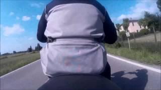 8. Ride on BMW R1150R