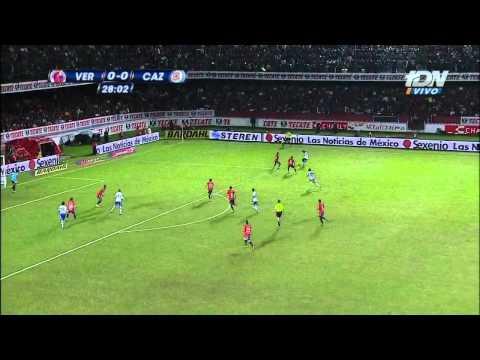 cruz - Cruz Azul salió bien librado del Luis Pirata Fuente al empatar sin goles este sábado ante el Veracruz, en partido correspondiente a la jornada 3 del torneo Clausura 2015 de la Liga Bancomer...