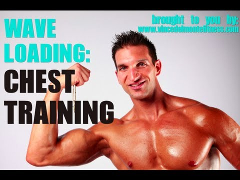 CHEST TRAINING Wave Loading (Muscle Building Program)