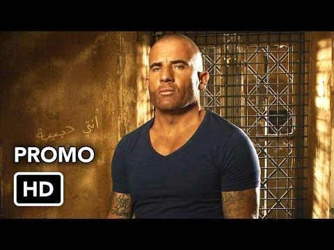 """Prison Break Season 5 """"Breaking Out"""" Promo (HD)"""