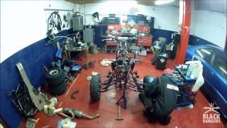 4. Yamaha YFZ 450 - Build in Speed by Black Rangers