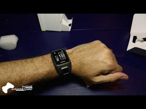 TomTom Golfer 2 GPS Watch Unboxing