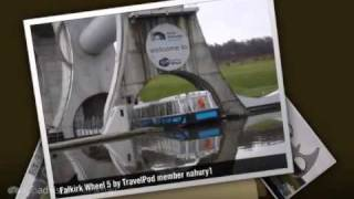 Falkirk United Kingdom  city images : Falkirk Wheel - Falkirk, Falkirk District, Scotland, United Kingdom