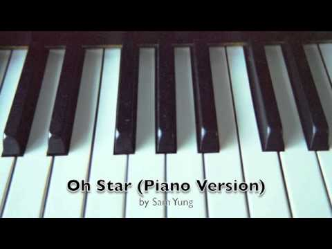 Oh Star - Paramore  (Piano Version) - by Sam Yung