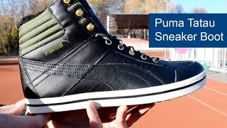 Puma Tatau Sneaker Boot - фото