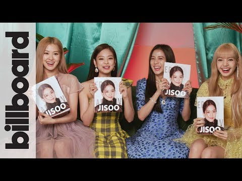 BLACKPINK Play & 39;How Well Do You Know Your Bandmates?& 39; | Billboard