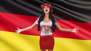 """Godlewska zaśpiewała hymn Niemiec. Internauci się wściekli: """"Wywołasz kolejną wojnę"""""""