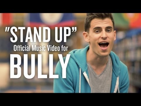 Stand Up – Official Music Video for BULLY- Mike Tompkins
