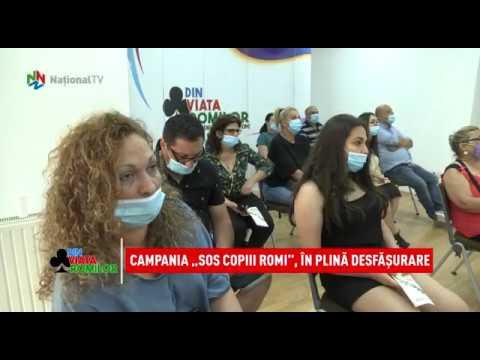 Din viata romilor - 13 iunie 2020