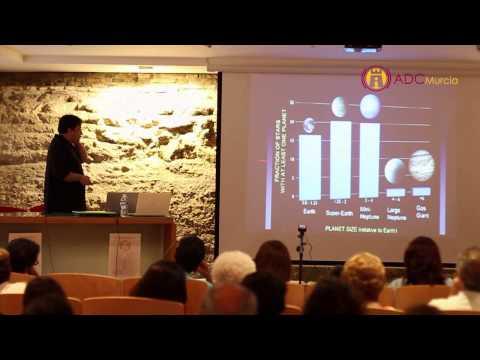 """Charla: """"Exoplanetas: el nuevo reto de la astronomía"""""""