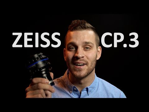 ZEISS CP.3 -  Lens Review & Test Footage