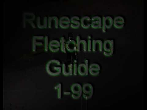 MrCoolmate06 - the best fletching guide ever on youtube and its in hd....very cheap...very fast.