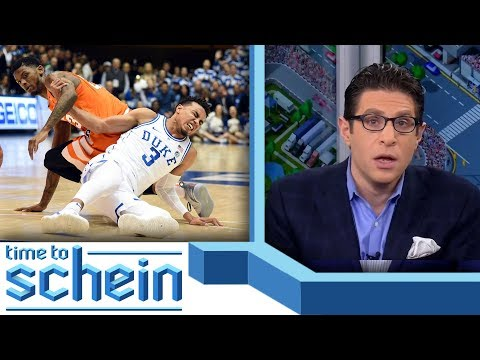 Video: Duke's huge loss after Tre Jones injury   Time to Schein