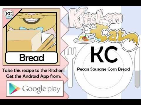 Video of KC Pecan Sausage Corn Bread