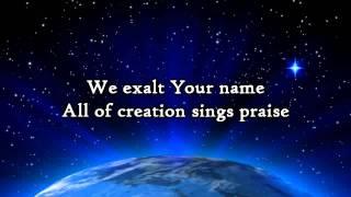 Kari Jobe - We Exalt Your Name (Lyrics)