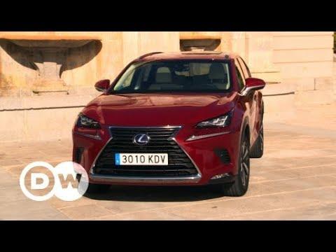 Lexus NX 300h - Erfolgreich | DW Deutsch
