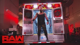 As The Big Dog battles The Samoan Submission Machine, his past comes back to haunt him. #RAW More ACTION on WWE...
