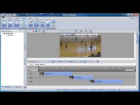 VSDC Free Video Editor cz. 2/3 podstawy – napisy, teksty, zdjęcia. Samouczek / Tutorial.