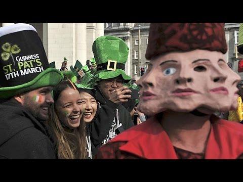 Ημέρα του Αγίου Πατρικίου: Όλος ο πλανήτης στα πράσινα!