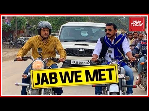 Bhim Army Chief, Chandrashekhar Azad Ravan Exclusive   Jab We Met With Rahul Kanwal