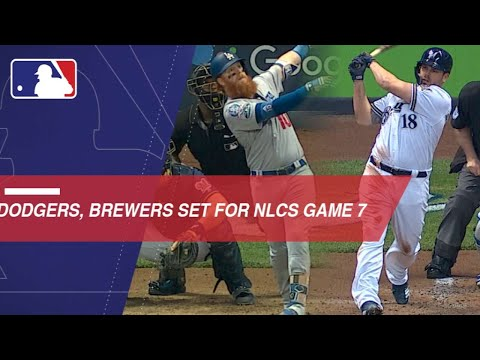 Video: Dodgers, Brewers are ready for Game 7 of the NLCS
