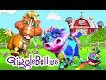 Old MacDonald Had A Farm | Childrens Nursery Rhymes & Kid Songs w/ The GiggleBellies