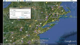 Video How to make a Line/Path on Google earth MP3, 3GP, MP4, WEBM, AVI, FLV September 2018