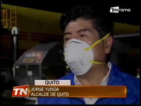 Llegaron a Quito las primeras pruebas de covid-19 del municipio