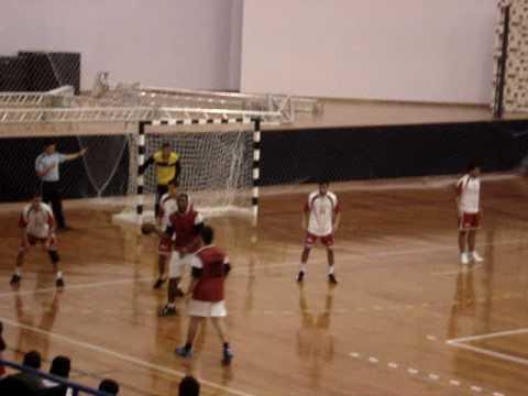 jogos regionais 2009 em aruja-Santa isabel x pinda