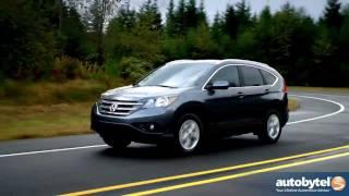 2012 Honda CR-V Test Drive&Crossover SUV Review