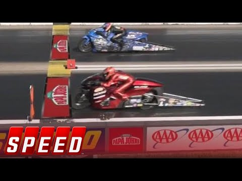 Pro Class Final Highlights From The NHRA Midwest Nationals | 2018 NHRA DRAG RACING